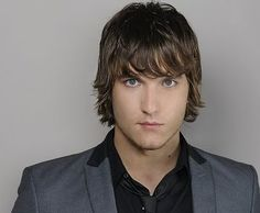 So I have loved Cappie since episode one of Greek, and I still think he is adorable... even though I am not usually a fan of the shaggy hair, he is slacker chic and his manly build definitely doesn't hurt. (Scott Michael Foster)
