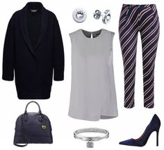 #Herbstoutfit Modisch elegant ♥ #outfit #Damenoutfit #outfitdestages #dresslove
