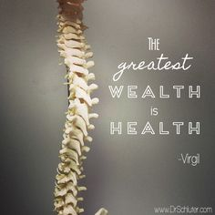 Even if all chiropractic did was fix back and neck pain it would be incredible, but the fact is that is does so much more! #GetAdjusted #Chiropractic http://papasteves.com/blogs/news
