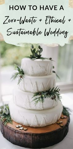 How to have a zero waste, ethical, and sustainable wedding day day celebration The Green Wedding Guide - How To Have A Sustainable, Ethical, and Zero Waste Wedding Wedding Trends, Wedding Tips, Diy Wedding, Wedding Favors, Wedding Planning, Wedding Day, Wedding Invitations, Wedding Catering, Sister Wedding