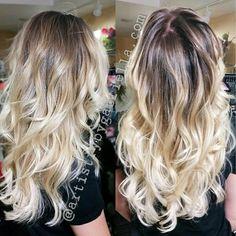 #Ombrelage ℠  #blondeombre #blondehair #berganbcountyhairsalon #berganbcounty #brooklynhieghts #mastercolorist #masterstylist @wellahair @whocuts @ciroshair #brownhaircolor #ombre & #Balayage  #Ombrelage #artistrybygabriellab #brownombre #hairinspiration @ciroshair #wellalife #beachhair#beachyblonde  #victoriasecrethair #victoriasecret #Wellahair #luxurycolor #Illumina