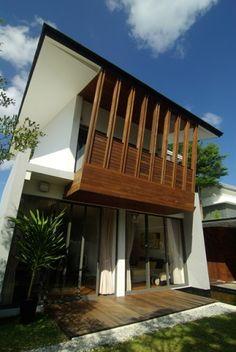 contoh desain atap rumah minimalis desain fasad rumah