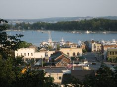 Travel   Michigan   Small Towns   Quiet Towns   Peace   Outdoors   Great Lakes   Communities   Family   History