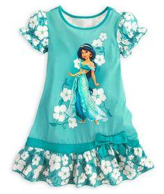 Disney Store Princess Jasmine (Aladdin) Nightgown Nightshirt Size Small 5/6 (5T) Disney http://www.amazon.com/dp/B00CZBEOEU/ref=cm_sw_r_pi_dp_YeUKtb1X6E58GS64