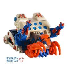 Z-BOTS ゼットボッツ リンクボット スクラヒーパー Galoob Micro Machines ZBOTS LINKBOTS SKRAPHEAPER Z-BOTS #ゼットボッツ #MicroMachines #ZBOTS #ActionFigure #アクションフィギュア #アメトイ #アメリカントイ #おもちゃ #おもちゃ買取 #フィギュア買取 #アメトイ買取 #vintagetoys #中野ブロードウェイ #ロボットロボット #ROBOTROBOT #中野 #アクションフィギュア買取