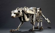 Andrew Chase - NDI Gallery was created to showcase the finest examples of recycled art from around the world. In addition to our World Class Gallery, we are also a vibrant community of upcyclers who create extraordinary work using a variety of reclaimed materials.