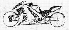 Bocetos de motos LuisDM