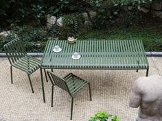 HAY Outdoor Furniture on Gardenista