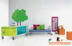 Sporty Kids Bedroom Design And Style Concepts With Boxy And Rectangular Furniture - http://www.kidsroomdecors.com/kids-room-decorating/sporty-kids-bedroom-design-and-style-concepts-with-boxy-and-rectangular-furniture.html