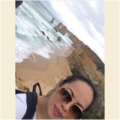 Just chillin wit the team #12apostles #greatoceanroad  #nofilter could justify how good this looks in real life  by fineula http://ift.tt/1ijk11S