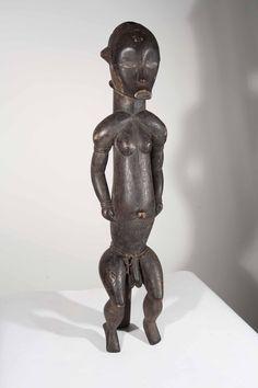 Statue africaine Fang du Gabon 1104-19