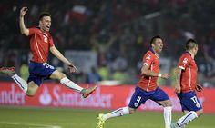Congratulations Chile! Copa America 2015 Winners!