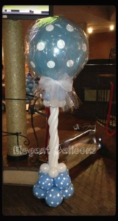 Elegant Balloons - Gallery - Baby - Showers - Baby Naming