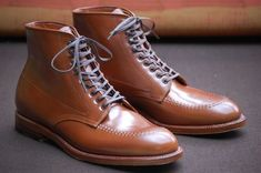 The Whiskey Indy Boot by Alden Shoes