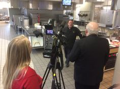 WQAD is interviewing Chef Brad Scott from our Culinary program for a story tonight. One of our culinary alums, Joe Gomez, has been invited by Governor Branstad to be present for his State of the State address tomorrow.