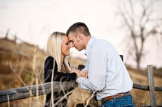 rustic engagement photo ideas - Google Search
