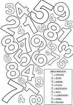 Planse de scris si colorat Letter Tracing Worksheets, Tracing Letters, Preschool Worksheets, Preschool Writing, Kindergarten Activities, Alphabet Coloring Pages, Simple Math, Math For Kids, Teacher Resources