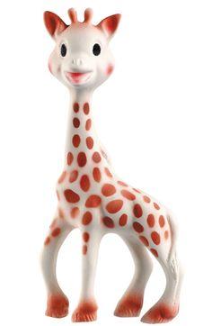 Vulli-Toys Sophie Giraffe Teether Toys-Books Infant Toys Teethers and Rattles at Real Baby Star Wars Baby, Sophie Giraffe, Giraffe Baby, Giraffe Nursery, Safari Nursery, Nursery Room, Elephant, Giraffes, Child Room