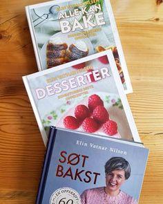 no Mad, Dessert, Baking, Cover, Deserts, Bakken, Postres, Backen, Desserts