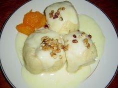 9_merunkove-knedliky Ice Cream, Pudding, Cake, Food, No Churn Ice Cream, Icecream Craft, Custard Pudding, Kuchen, Essen