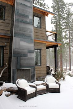 HGTV Lake Tahoe Dream Home 2014 & Delta Touch2O Faucet Giveaway - Happiness is Homemade