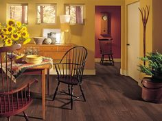 Learn how to safely install hardwood floors or engineered wood flooring in your basement with these tips from HGTVRemodels.