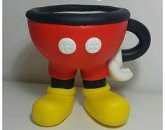 Porta-guloseimas Mickey