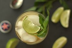 Ginger Mint Syrup