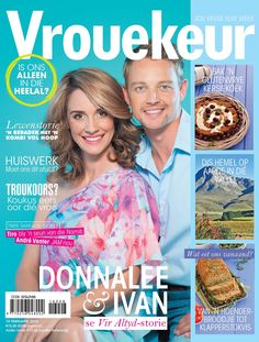 Get your digital copy of Vrouekeur Magazine - 19 February 2016 issue on Magzter and enjoy reading it on iPad, iPhone, Android devices and the web.