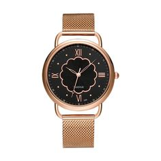 YAZOLE Casual Style Quartz Watch Rose Gold Case Women Wrist Watch Full Steel Women Watch is hot-sale, waterproof watches, bracelet watch, and more other cheap women watches are provided on NewChic. Rose Gold Watches, Waterproof Watch, Pendant Earrings, Quartz Watch, Body Jewelry, Bubble Water, Bracelet Watch, Women Jewelry, Band
