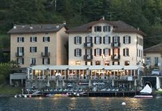 Lake Como, Italy - We stayed here for a week.  Our favorite place in the world!!!  Restaurant was great, too!!!