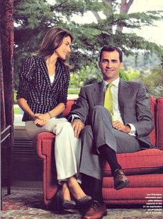 ♔♔10th wedding anniversary of the Prince and Princess of Asturias.  May 22, 2004~ May 22, 2014→Felipe and Letizia