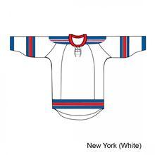 Kamazu FlexxICE 20100 New York Rangers TEAM Adult Hockey Jersey