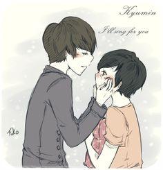 Kyumin: I'll sing for you by Fuko-chan.deviantart.com on @deviantART