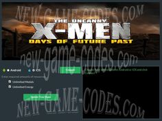 """""""Uncanny X-Men Days of Future Past hack cheats ANDROID IOS [Medals-Energy],"""" by audreybrown993"""