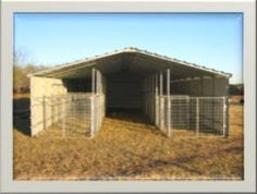 Big Country Livestock Equipment - Kidding Barns