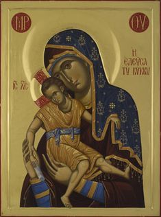 Anastasis Religious Images, Religious Icons, Religious Art, Greek Icons, Queen Of Heaven, Christian Wallpaper, Byzantine Icons, Madonna And Child, Blessed Virgin Mary