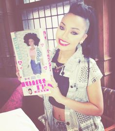 I have this doll! I love it! Leigh-Anne with herself Little Mix doll