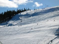 Levi Ski Resort in Kittilä