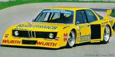 To keep up with the dominant Zakspeed-Capris in the German Racing Championship, Team Schnitzer developed this extremly low version of the BMW 320 for the 1979 season. But compared to the elegant Fords it looks rather strange…
