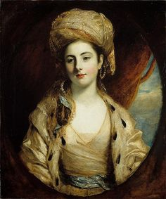 Mrs Richard Paul Jodrell by Sir Joshua Reynolds 1774-5