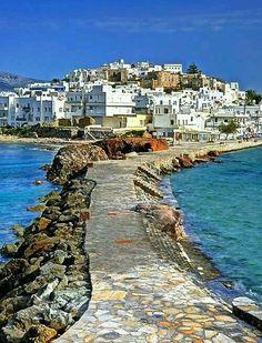 Naxxos, Greece