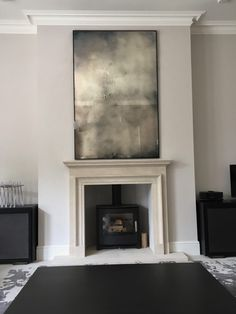 Blackened Iron Frame shown. Many other frame and glass options available. - Any size made to per square metre Mirror Over Fireplace, Traditional Mirrors, Convex Mirror, Somerset, Furniture Decor, Master Bedroom, Bath, Glass, Contemporary Mirrors