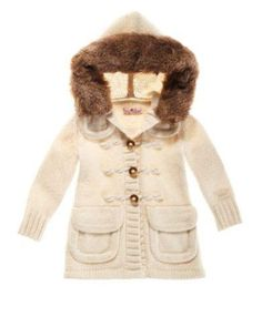 Juicy couture toddler sweater jacket $178.00 omg how cute!