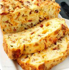 Bacon Jalapeno Popper Cheesy Bread 1