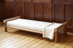 London-based arts phenom Max Lamb designed daybed.
