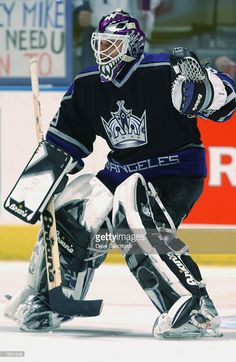 Hockey Goalie, Field Hockey, Hockey Players, Ice Hockey, King Play, Goalie Mask, Felix The Cats, Los Angeles Kings, National Hockey League