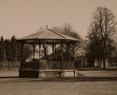 North Park bandstand, Darlington Helen Templeton Photography