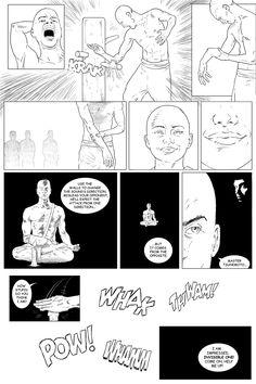 The Bat-Man: Rise and Fall #4 page 12  Read all issues on http://scripts-and-comics.com/comics/ #batman #dc #dccomics #fanart