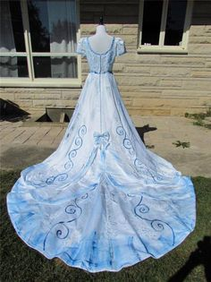 The Corpse Bride Tim Burton Wedding Dress Gown Halloween Costume